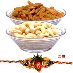 Delish Dry Fruit and Rakhi Galore
