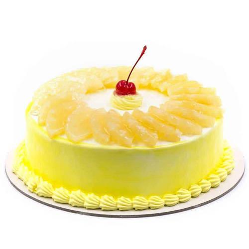 Pineapple Cake from Taj or 5 Star Hotel Bakery