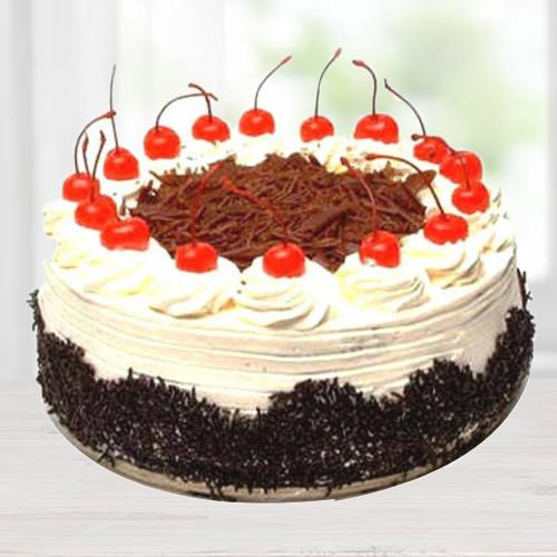 Sweet Delight Black Forest Cake
