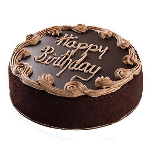 Lip Smacking Treat of 1 Lb  Fresh Chocolate Cake from 3/4 Star Bakery