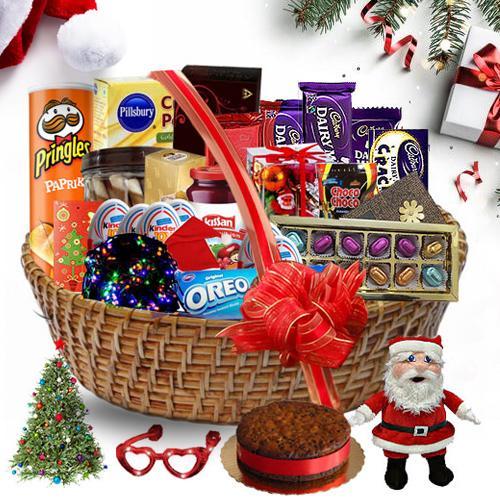 Graceful Christmas Celebration Gift Hamper
