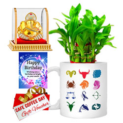 Birthday Fiesta Gift Hamper and CCD Voucher