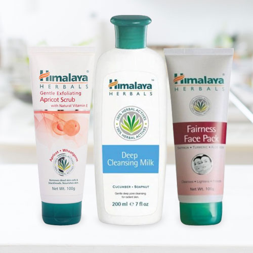 Himalaya Herbal 3-in-1 Face Care pack