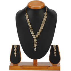 Fruitful Charisma Necklace with Earrings Set
