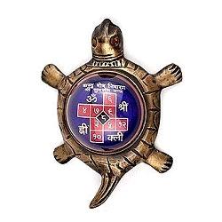Designer Vastu Dosh Nivaran Shri Sudarshan Yantra Tortoise