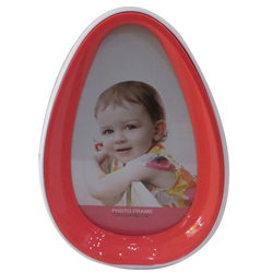 Fascinating Oval Photo Stand