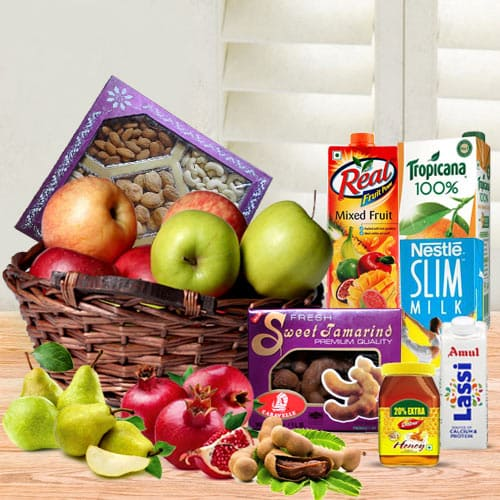 Affectionate Founders Favorite Breakfast Gift Basket