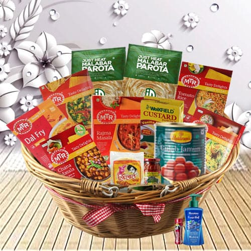 Premium Quality Preserves North India Dinner Gift Hamper