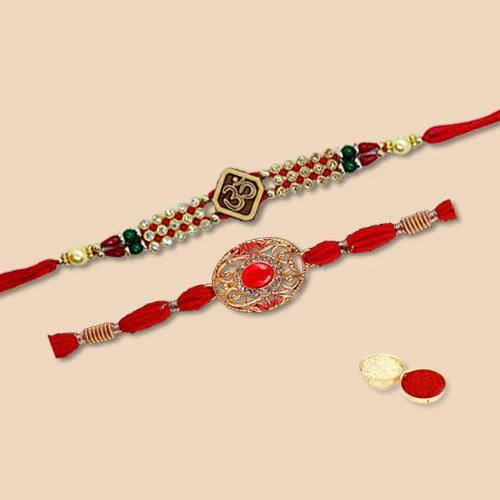 Ethnic Rakhi Sets