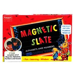 Magnetic slate from Funskool