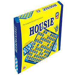 Appealing Housie Deluxe the Complete Family Entertainment Game