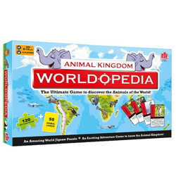 Cute Madzzle Worldopedia Animal Kingdom Brought to you by MadRat Games