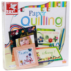 Fabulous ToyKraft Paper Quilling Cards