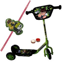 Ben 10 Tri-Scooter