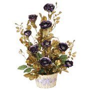 Long Lasting – Purple Rose Plant