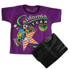 Purple Kidswear for Boy.(4 year - 6 year)