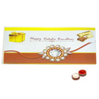 Amazing Box of Chocolates with Rakhi