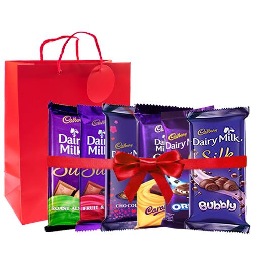Sensational Cadbury Dairy Milk Covey
