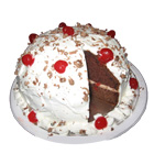 Nirulas Black Forest Cake
