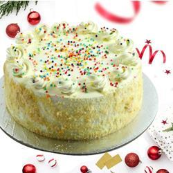 Molten Marvel 2 Kg Vanilla Cake
