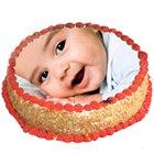 Indulgence-of-Imagination 1 Kg Butterscotch Photo Cake