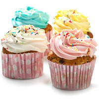 Richness-of-Relish Cup Cake Gathering