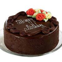 Delicious Pleasure Chocolate Cake