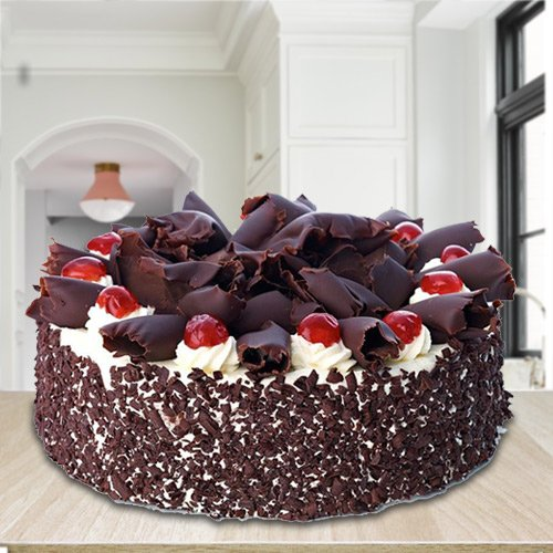 Order Online Black Forest Cake from 3/4 Star Bakery