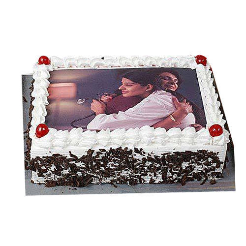 Send Online Black Forest Photo Cake