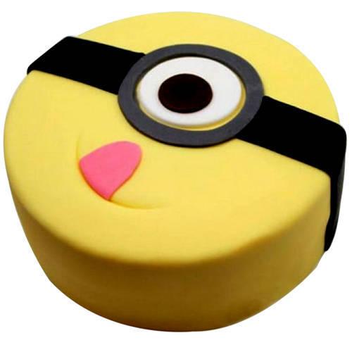 Send Kids Minion Stuart Fondent Cake Online