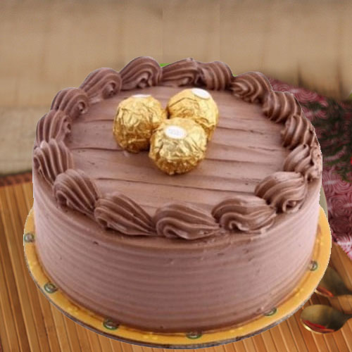 Buy Ferrero Rocher Chocolate Cake Online