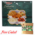 Joyful All Time Classic Haldirams Twin Mazza N Chocolates Hamper