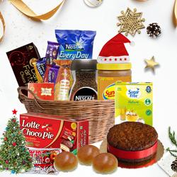 All in One Christmas Hamper
