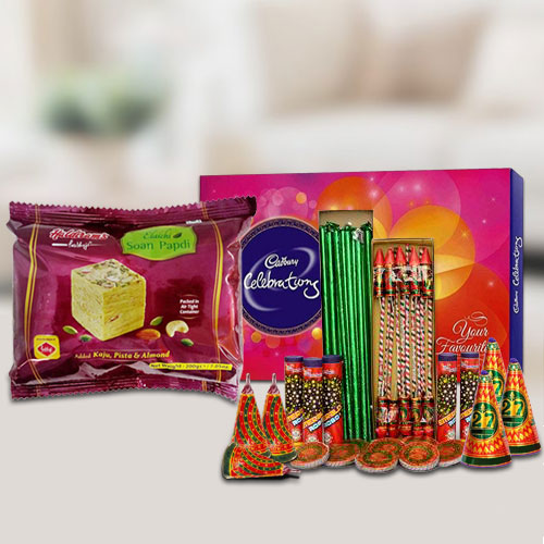 Magnifying Plenitude Diwali Set