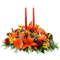 Send Mixed Flower Arrangement Online