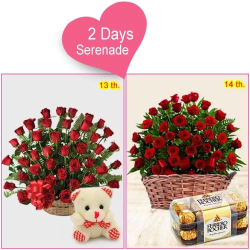 Deliver 2-Day Serenade Hamper