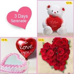 3 Day Love Serenade