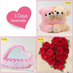 3 Day Pure Love Serenade