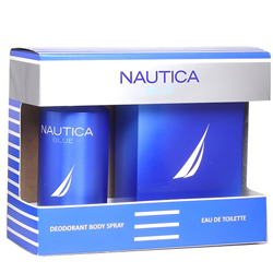 Refreshing Gents Nautica Blue Set