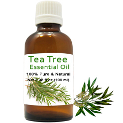 Remarkable Gift Pack of Pure Tea Tree Essential Oil