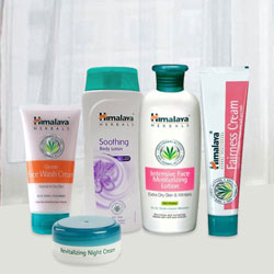 Bright Himalaya Total Care Gift Hamper for Women