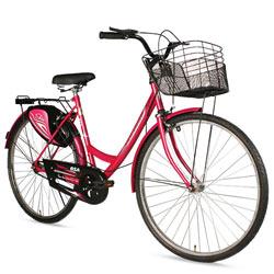 One-of-Kind BSA Ladybird Shine Bicycle