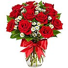 Breathtaking Reflection of Love Floral Bunch in a Vase