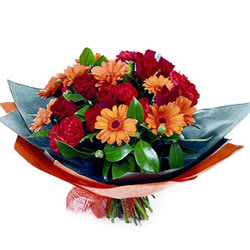 Order Bouquet of Mixed Flowers Online