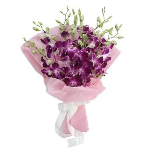 Shop Online Orchids Bouquet