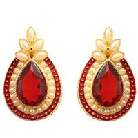 Appealing Party Design Earring Set