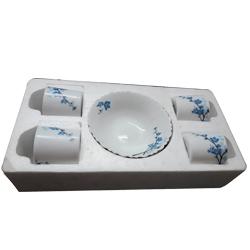 Adorning Tea Set by Larah, Borosil