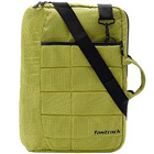 Trendsetting Green Laptop Bag in Polyester from Fastrack for GenX Youth