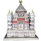 Intricately designed Taj Mahal Showpeice