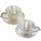 Silver plated Tea Cup